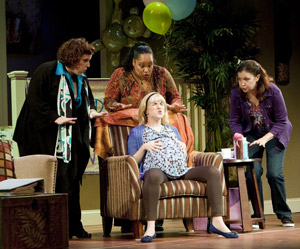 A scene from Motherhood: The Musical