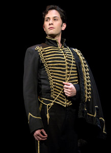 Kyle Barisich in The Phantom of the Opera (© Joan Marcus)