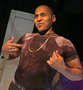Roy Arias in Sex on the Beach