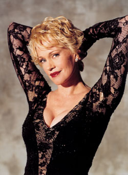 Melanie Griffith as Roxie Hart