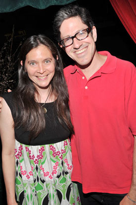 Diane Paulus and Randy Weiner