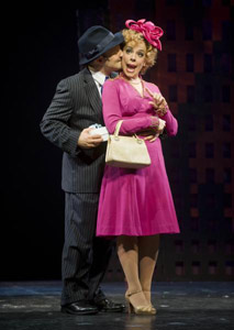 Michael Thomas Holmes and Leslie Kritzer