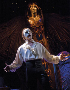 Ramin Karimloo in Love Never Dies