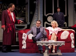 Jim Belushi, Robert Sean Leonard, Nina Arianda,