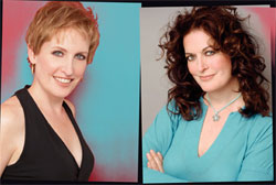 Liz Callaway and Ann Hampton Callaway