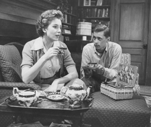 Two of a kind:Deborah Kerr and John Kerr in Tea and Sympathy(PhotoFest)