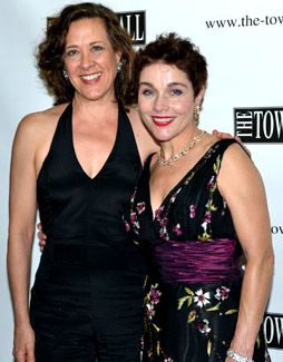 Karen Ziemba and Christine Andreas