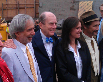 Jeffrey Horowitz, Theodore C. Rogers,