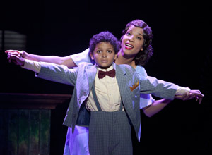 Tamyra Gray and Alaman Diadhiou