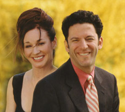 Jessica Molaskey and John Pizzarelli