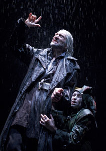 Greg Hicks and Kelly Hunter
