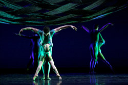 A scen from the Joffrey Ballet's