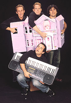 Stephen Guarino, Jimmy Bennett, John