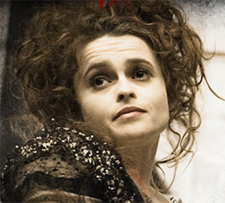 Helena Bonham Carter in