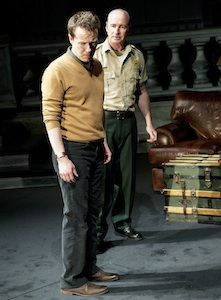 Christopher Liam Moore and Bill Geisslinger in Ghost Light (© Jenny Graham)