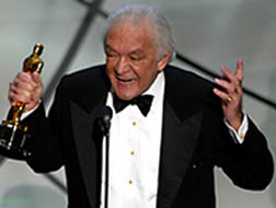Martin Richards, accepting the Oscar for Chicago