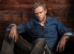 Mark Warren in PR image for Cool Hand Luke