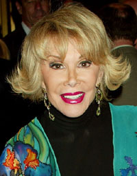 Joan Rivers(Photo © Joseph Marzullo)