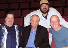 Paul C. Vogt, Garry Marshall, Kevin Blake