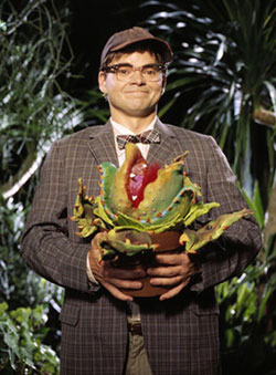 Hunter Foster in Little Shop of Horrors