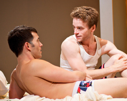 Benjamin Sprunger and Patrick Andrews