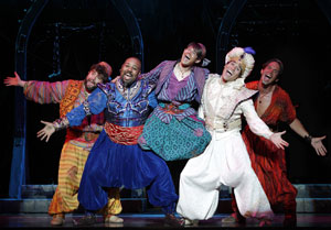 Brian Gonzales, James Monroe Iglehart,