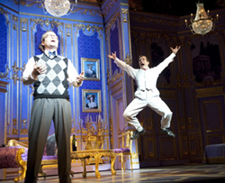 Damien Humbley and Michael Matus