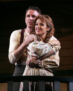 Ben Davis and Sarah Uriarte Berry