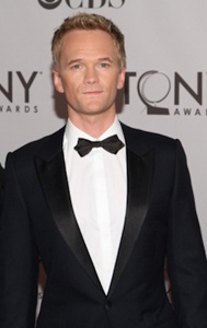 Neil Patrick Harrisat the 2011 Tony Awards