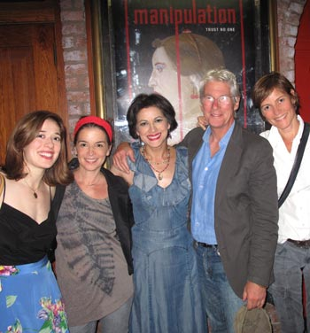Marina Squerciati, Annabella Sciorra, Saundra Santiago,