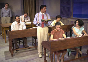 Anna in Chicago: Dale Rivera and castin the Victory Gardens Theater staging