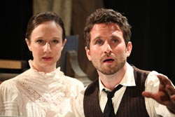 Sarah Manton  and Gregory Lay
