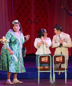 Harvey Fierstein, Marissa Jaret Winokur