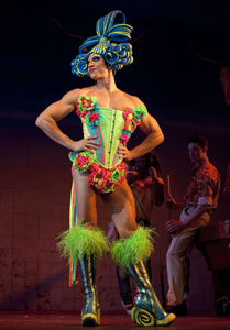 Nick Adams in