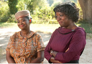 Octavia Spencer and Vi