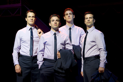 Matt Bogart, Jarrod Spector, Ryan Jesse and