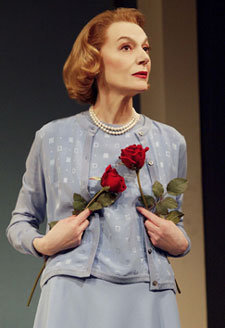 Marian Seldes in Beckett/Albee(Photo © Carol Rosegg)
