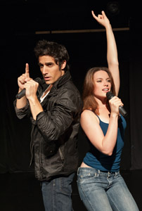 Jared Zirilli and Anna Eilinsfeld
