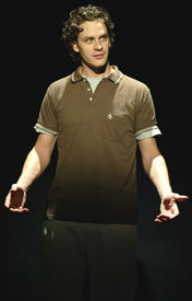 Tom Everett Scott in Touch(Photo © Carol Rosegg)