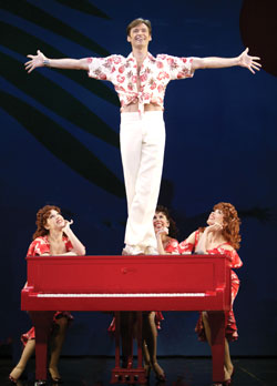 Hugh Jackman in The Boy From Oz(Photo © Joan Marcus)