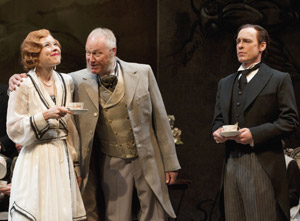 Nicole Underhay, David Schurmann, and Steven Sutcliffe