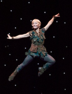 Cathy Rigby in Peter Pan