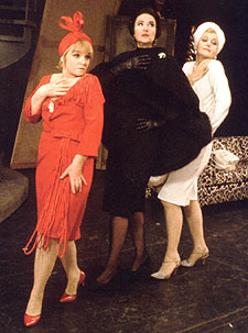 Jane Connell, Beatrice Arthur, andAngela Lansbury in Mame (1966)(Photo © Friedman-Abeles)