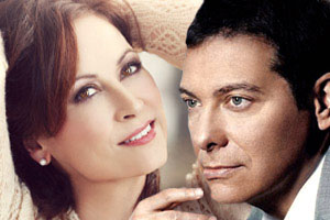 Linda Eder and Michael Feinstein