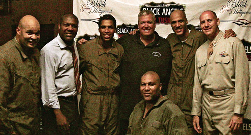Melvin Huffnagle, Thaddius Daniels, Jeantique Oriol, Rex Ryan, Thom Scott, Steve Brustein