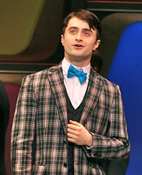 Daniel Radcliffe in How to Succeed
