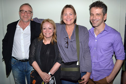 Sean Taylor, Jacki Weaver, Cherry Jones, and David Cromer