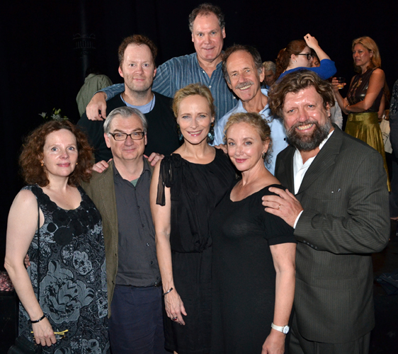 Shuler Hensley, Jay O. Sanders, Jon DeVries,