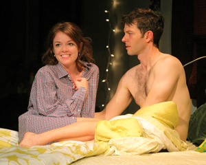 Aubrey Dollar and Karl Miller in Completeness