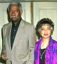 Ossie Davis and Ruby Dee(Photo © Joseph Marzullo)
